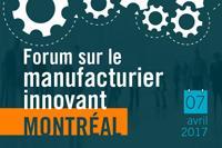 Forum manufacturier national