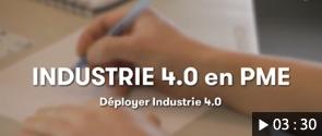 Qu'est-ce que l'Industrie 4.0?