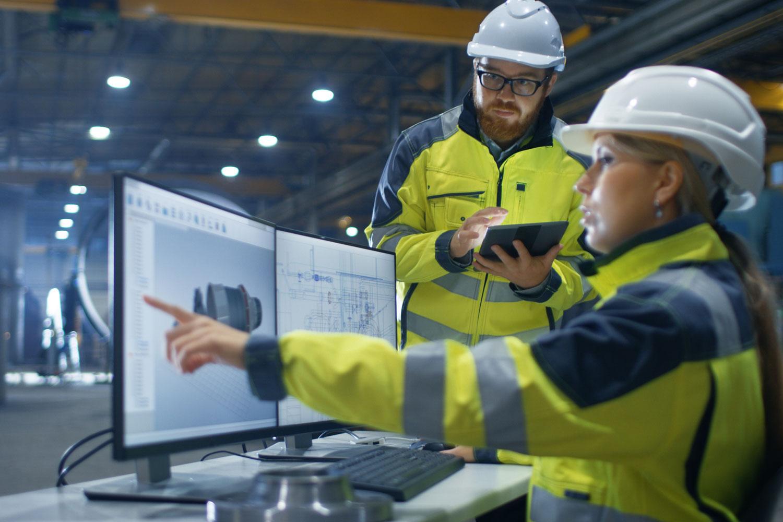 L'industrie 4.0 vue par les dirigeants d'entreprises manufacturières.
