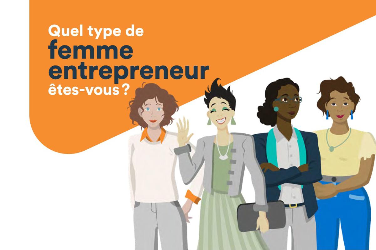Aspirations et défis d'entrepreneures.