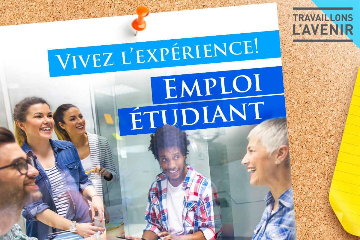 Embaucher des étudiants .