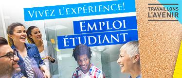 Embaucher des étudiants.