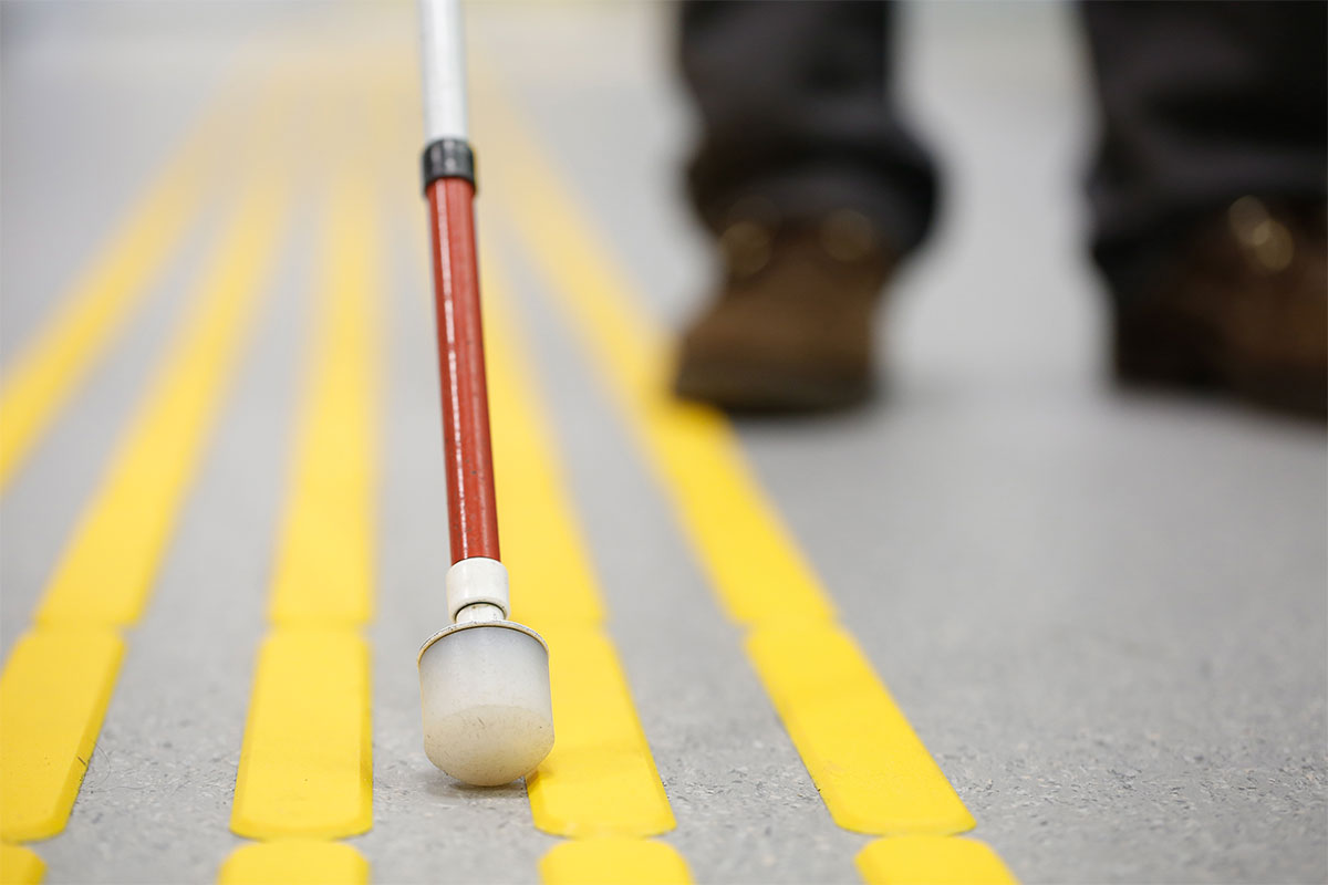 Accueil et intégration des personnes handicapées.