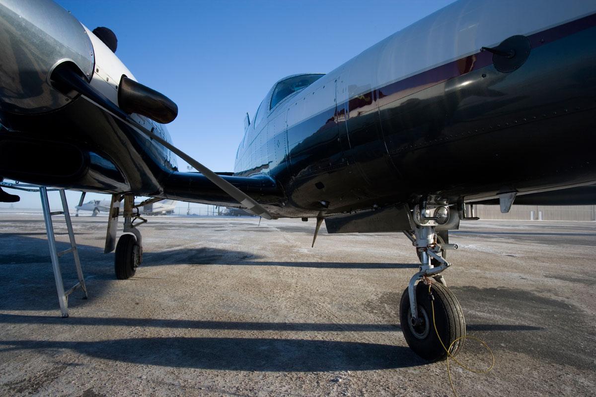 Du soutien pour le secteur de l'aérospatial.